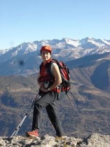 Aneto desde la Sierra de Chia 2007