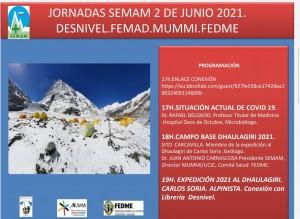 Jornadas SEMAM Jun 2021